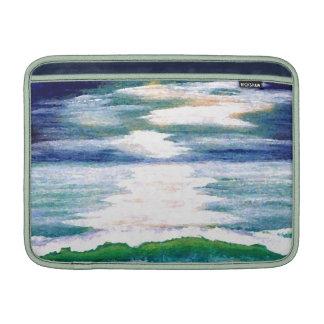 Ocean Reflections - cricketdiane Mac sleeve case MacBook Sleeves