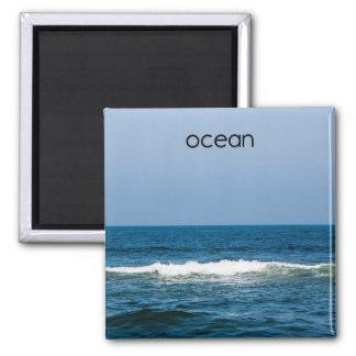 Ocean Refrigerator Magnet