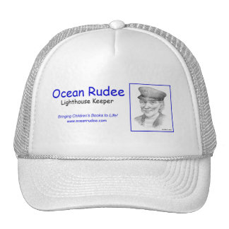 Ocean Rudee - Choose Any Size, Style or Color of Hats