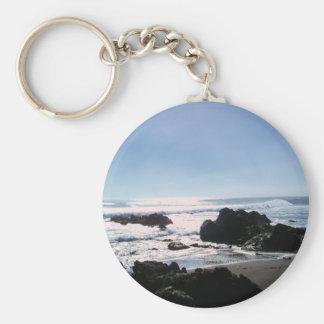 Ocean Rush Keychain