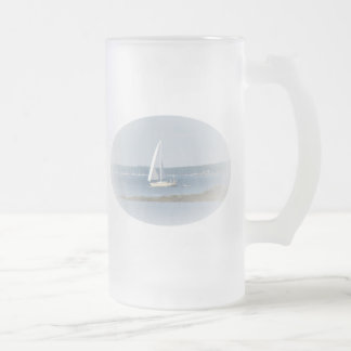 Ocean Sail Beer Mug