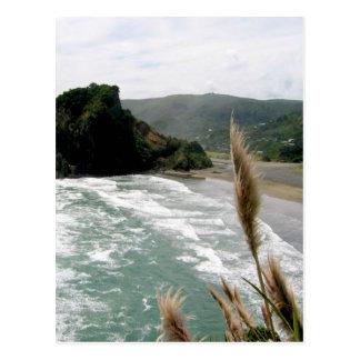 Ocean Scape Postcard