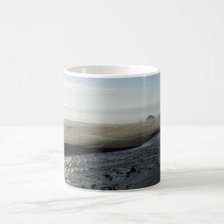 Ocean Scene Coffee Cup