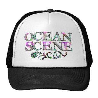 Ocean Scene Formal Trucker Hat