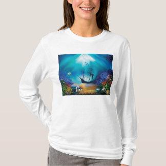 Ocean Scene Four T-Shirt