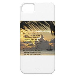 Ocean scene I-Phone case iPhone 5 Case