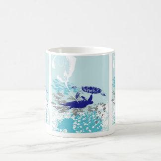 Ocean Scene Morphing Mug