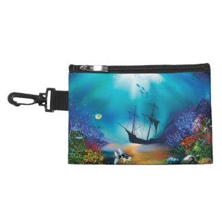 Ocean Scene One Accessory Bag