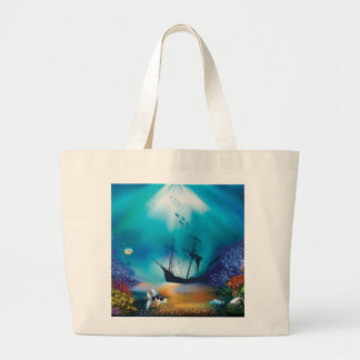 Ocean Scene One Bags