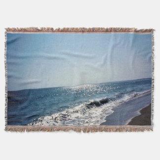 Ocean Scene - Outer Banks Throw