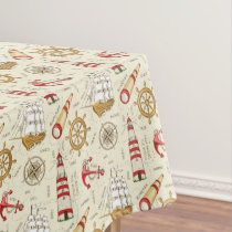 Ocean Scene Tablecloth