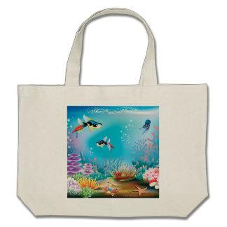 Ocean Scene Two Bag