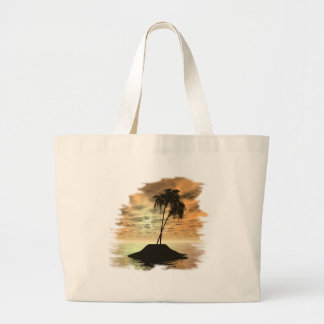 Ocean Scenes Collection Large Tote Bag
