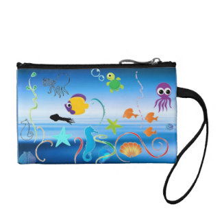 Ocean Sea Life Themed Bag