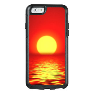 Ocean Sea Sunset OtterBox iPhone 6/6s Case