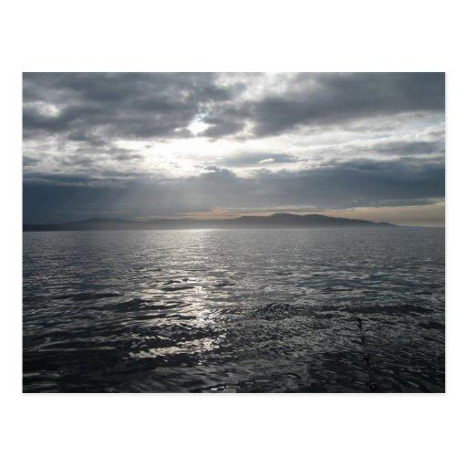 Ocean Serenity Postcards