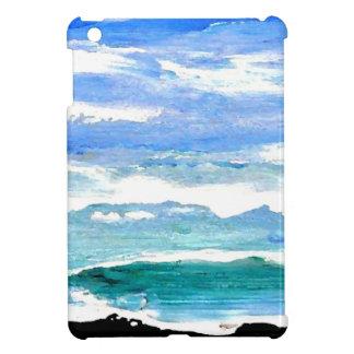 Ocean Serenity Sea Waves Oceanscape Decor Gifts iPad Mini Cases