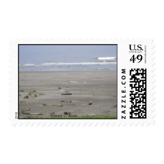 Ocean Shores Postage Stamp