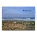 Ocean Shores Washington Greeting Card