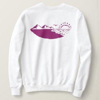 Ocean Side Gypsy Nurse Sweatshirt