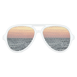 Ocean Sky Party Sunglasses