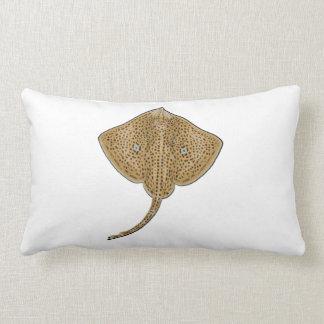 Ocean Slider Lumbar Pillow