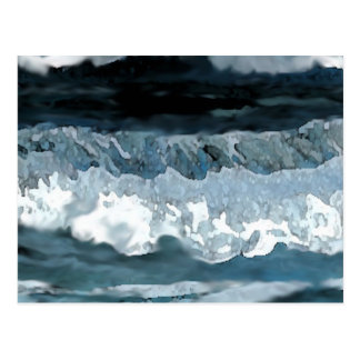 Ocean Sonata - CricketDiane Ocean Art Postcard