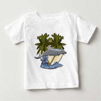 Ocean splash baby T-Shirt