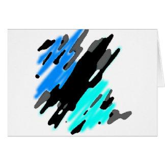 Ocean Splash Greeting Card