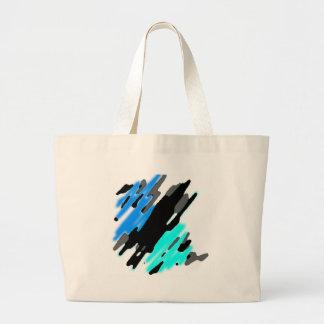 Ocean Splash Jumbo Tote Bag