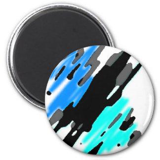 Ocean Splash Magnet