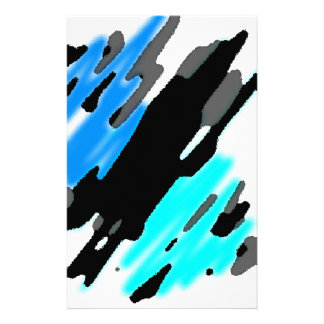 Ocean Splash Stationery Paper