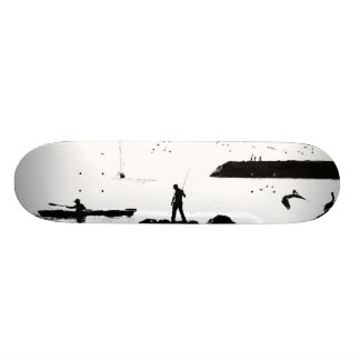 Ocean Sports Sea Kayak Fishing Sailing Skateboard