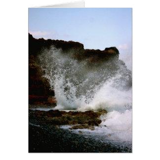 Ocean Spray Card