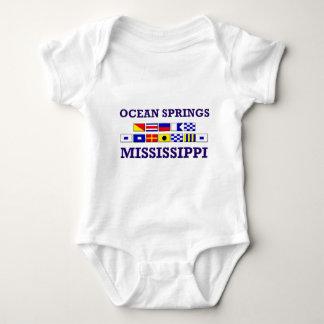Ocean Springs Baby Baby Bodysuit
