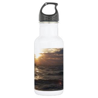 Ocean Stainless Steel Water Bottle
