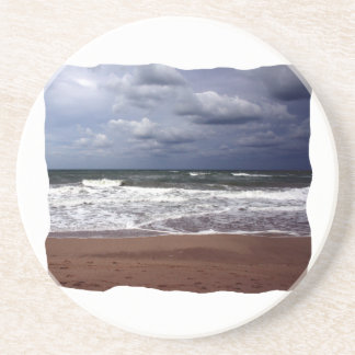 Ocean Storm Photograph From Florida Beverage Coasters