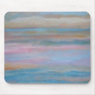Ocean Summer Breeze Sunset Peaceful Serenity Gift Mouse Pad
