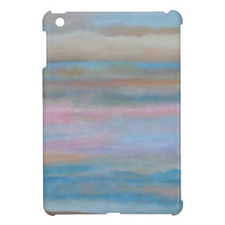 Ocean Summer Breeze Sunset Soft Pastels iPad Mini Cases