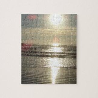 Ocean & Sun Puzzle, Semi Maddening! Jigsaw Puzzle