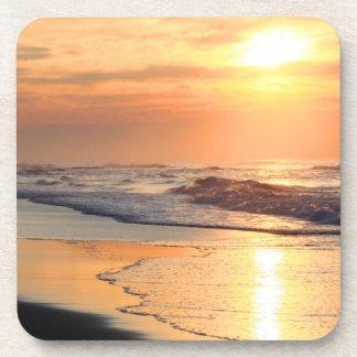 Ocean Sunrise Beverage Coaster