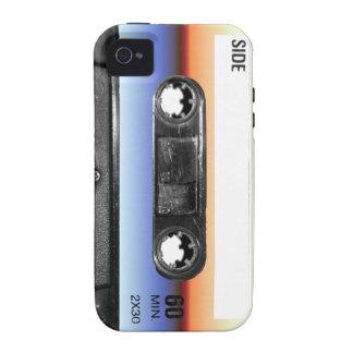 Ocean Sunrise Cassette Vibe iPhone 4 Cover