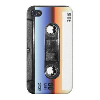 Ocean Sunrise Cassette Cover For iPhone 4