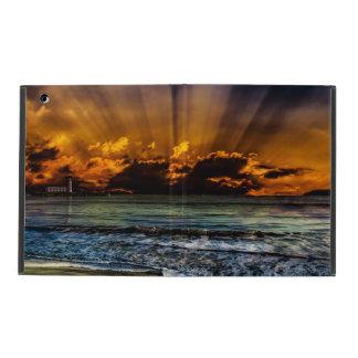 Ocean Sunrise iPad Cover