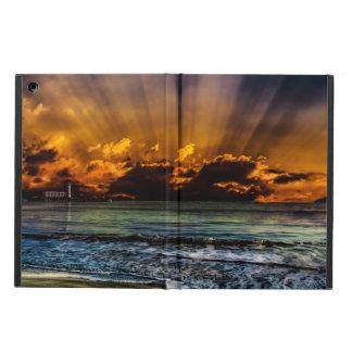 Ocean Sunrise iPad Air Covers