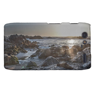 Ocean Sunset 1 Barely There Case Droid RAZR Case