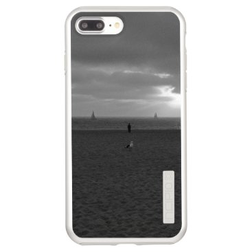 Beach Themed Ocean Sunset Incipio DualPro Shine iPhone 7 Plus Case