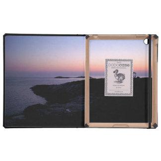 Ocean Sunset iPad Cases