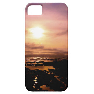 Ocean Sunset iPhone 5 Cases