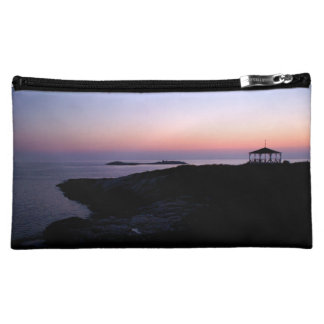 Ocean Sunset Makeup Bag